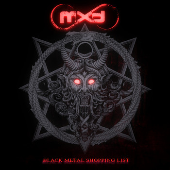 Mxd - Black Metal Shopping List