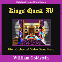 William Goldstein - King's Quest IV (Original Game Soundtrack)