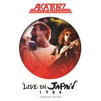 Alcatrazz - Live in Japan 1984 - Complete Edition