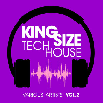 Various Artists - King Size Tech House, Vol. 2