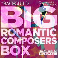 Various Artists - Big Romantic Composers Box
