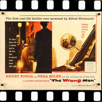 Bernard Herrmann - The Ethan Allen Story (The Wrong Man Original Soundtrack 1956 Alfred Hitchcock)