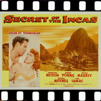 Yma Sumac - Secret Of The Incas (Performance)