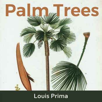 Louis Prima - Palm Trees