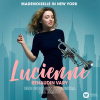 Lucienne Renaudin Vary - Mademoiselle in New York - I Loves You Porgy