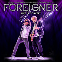 Foreigner - Live in Concert