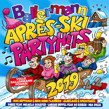 Various Artists - Ballermann Après Ski Party Hits 2019