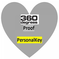 PersonalKey / - 360 Degrees Proof