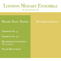 London Mozart Ensemble & Riccardo Cariolo - London Mozart Ensemble Plays Music of Mozart, Bach, Handel