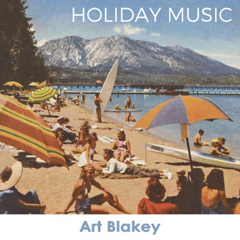 Art Blakey - Holiday Music