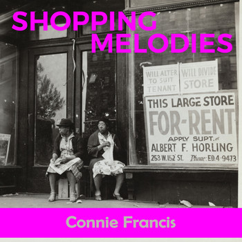 Connie Francis - Shopping Melodies