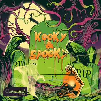 Various Artists - Kooky & Spooky