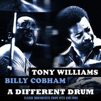 Tony Williams - A Different Drum (with Tony Williams & Ronnie Montrose) (Live)