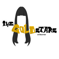 The Goldstars - Jet Black Hair