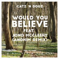 Catz 'n Dogz - Would You Believe feat. Jono McCleery (andhim Remix)