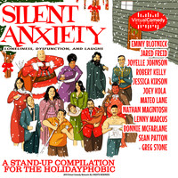 Various Artists - Silent Anxiety (Explicit)