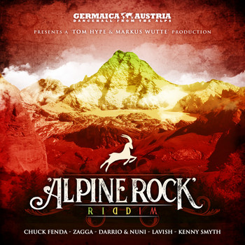 Various Artists - Alpine Rock Riddim Selection