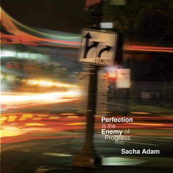 Sacha Adam - Perfection Is the Enemy of Progress