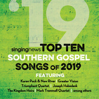 Various Artists - Singing News Top 10 Southern Gospel Songs of 2019