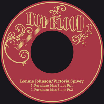 Lonnie Johnson & Victoria Spivey - Furniture Man Blues