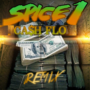 SPICE 1 - Cash Flo (Remix) (Explicit)