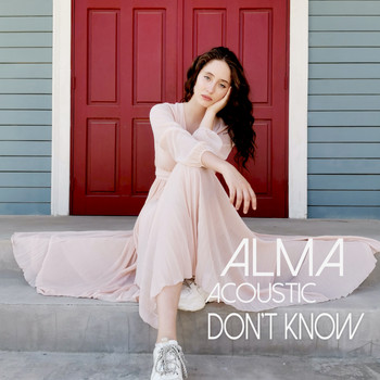 Alma - Don't Know - Acoustic Version