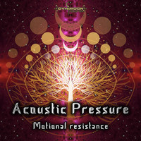 Acoustic Pressure - Motional Resistance