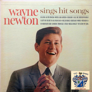 Wayne Newton - Wayne Newton Sings Hit Songs