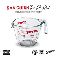 San Quinn - The Re-Rock - EP (Explicit)