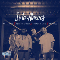 Thunder King, Khali Will, Snowill & Nex-B The Wolf - Si Te Atreves (Explicit)