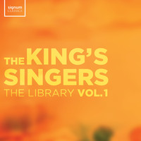 The King's Singers - The Library Vol. 1