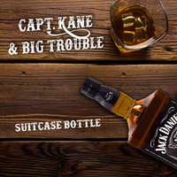 Capt. Kane & Big Trouble - Suitcase Bottle