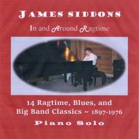 James Siddons - In and Around Ragtime