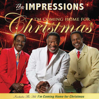 The Impressions - I'm Coming Home (For Christmas)