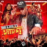 Black Dice - We Live Fi Party