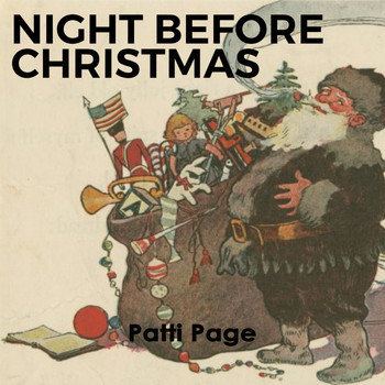 Patti Page - Night before Christmas