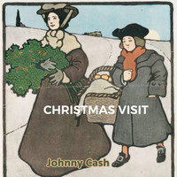 Johnny Cash - Christmas Visit