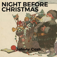 Johnny Cash - Night before Christmas
