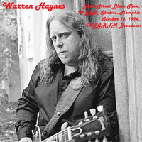 Warren Haynes - Beale Street Blues Show, WEGR Studios, Memphis, October 16th 1994, WEGR-FM Broadcast (Live)