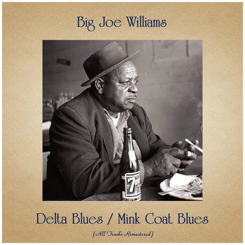 Big Joe Williams - Delta Blues / Mink Coat Blues (All Tracks Remastered)