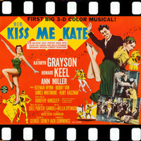 "Ann Miller - Kiss Me Kate (Original Soundtrack ""Too Darn Hot"" 1953)"