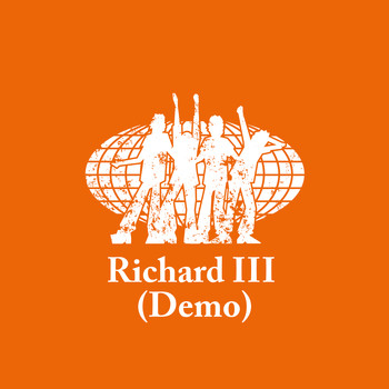 Supergrass - Richard III (4 Track Demo)