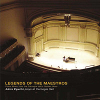 Akira Eguchi - Legends of the Maestros