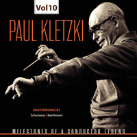 Paul Kletzki - Milestones of a Conductor Legend: Paul Kletzki, Vol. 10