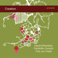 Pandolfis Consort / Fritz von Friedl - Haydn: The Creation, Hob. XXI:2 (Excerpts Arr. A. Wranitzky for Narrator & String Quintet)
