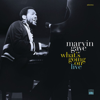 Marvin Gaye - What's Going On / Wholy Holy