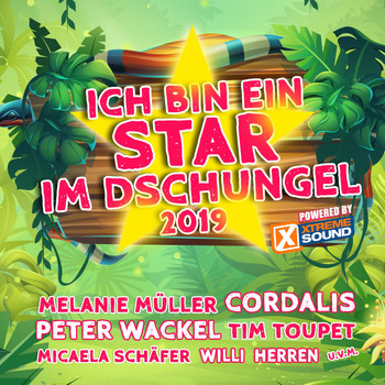 Various Artists - Ich bin ein Star im Dschungel 2019 powered by Xtreme Sound