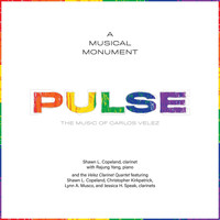 Shawn L. Copeland & Velez Clarinet Quartet - Pulse