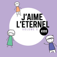 Jeunesse en Mission / - J'aime l'Eternel - Kids, Vol. 6