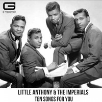 Little Anthony & The Imperials - Ten songs for you